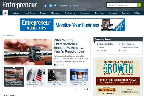 Entrepreneurs-magasine